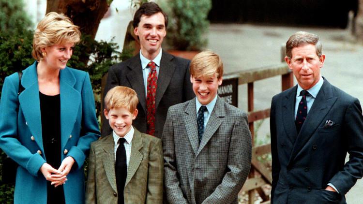 Revelan una conversación privada de Tony Blair y Bill Clinton tras la muerte de Lady Di