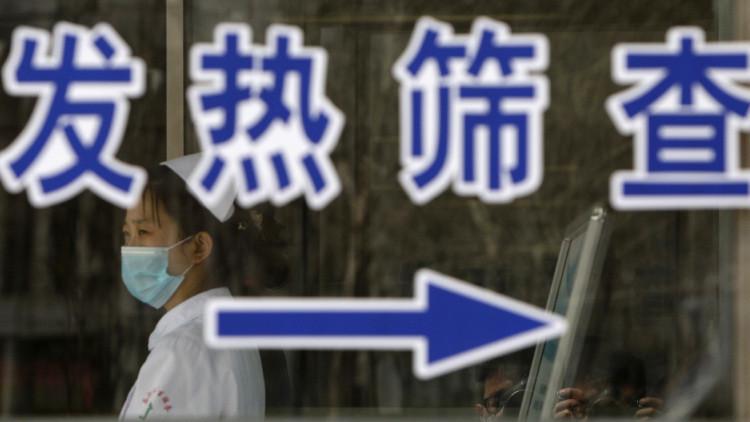 Demuelen un hospital en China en pleno día de recibo