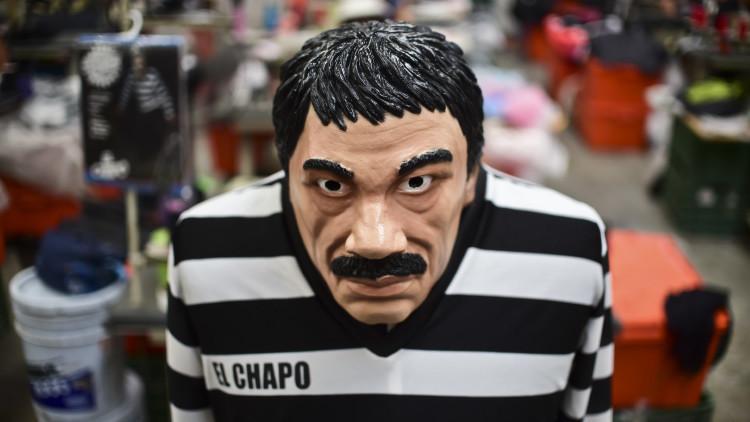 Currículo 'profesional', penitenciario y amoroso de 'El Chapo' Guzmán