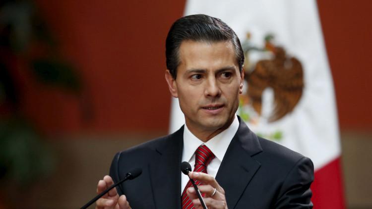 """Peña Nieto sobre la captura de 'El Chapo': """"México tiene la capacidad para superar las amenazas"""""""