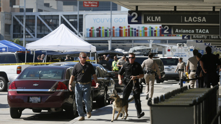 EE.UU.: Evacuan el aeropuerto de Los Ángeles por una amenaza de bomba