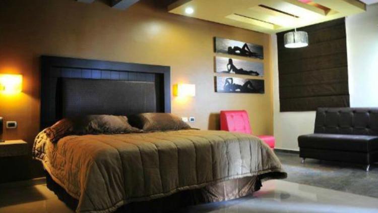 Fotos: Así es el motel que sirvió de último refugio a 'El Chapo' antes de su captura