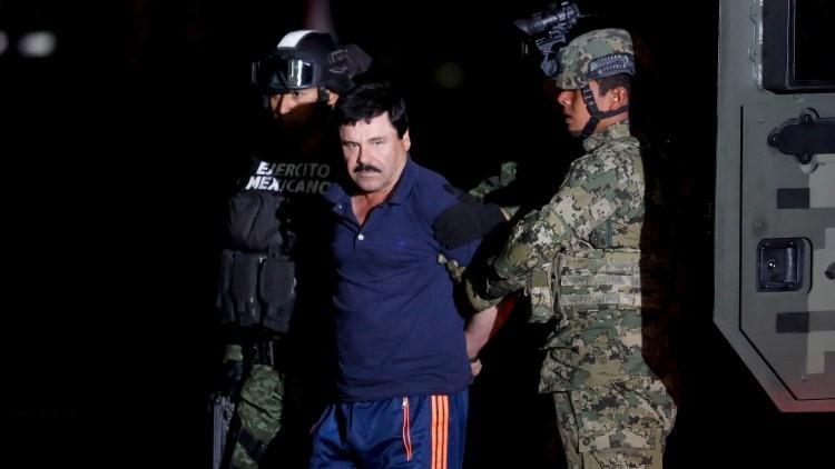 """""""Misión cumplida"""": el operativo para capturar al 'Chapo' Guzmán paso a paso"""