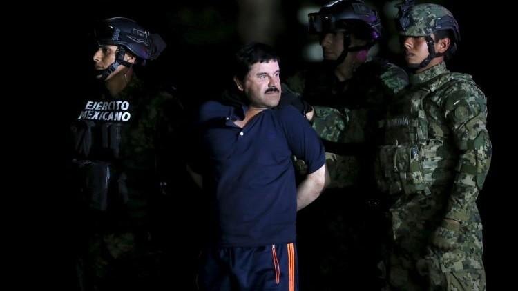 México extraditará a 'El Chapo' Guzmán a EE.UU.
