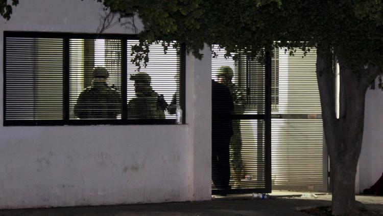 'El Chapo' se escondía en la misma zona residencial donde vive la madre del gobernador de Sinaloa