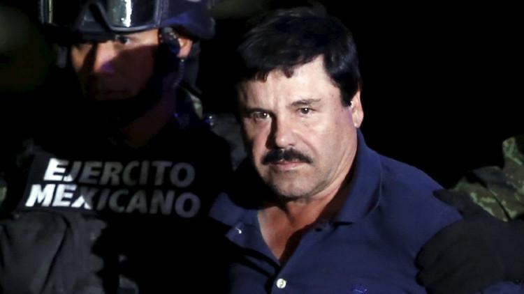 La nueva captura de 'El Chapo'