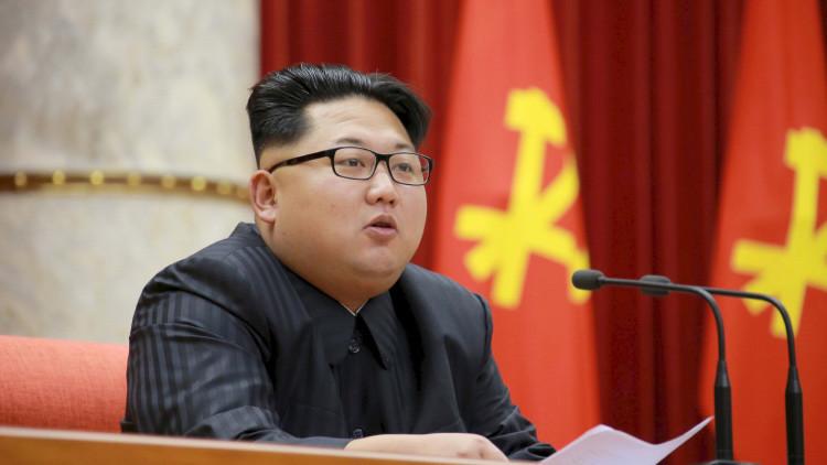 """Kim Jong-un: """"El ensayo de la bomba de hidrógeno es un acto de autodefensa"""""""