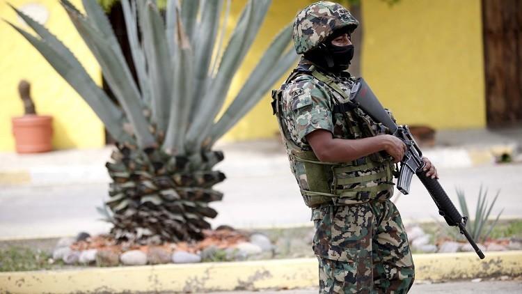 Videos, fotos: Estas son las tropas de élite de la Marina mexicana que atraparon a 'El Chapo'