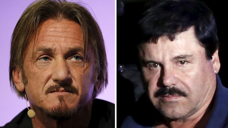 México sabía del encuentro de Sean Penn y 'El Chapo'
