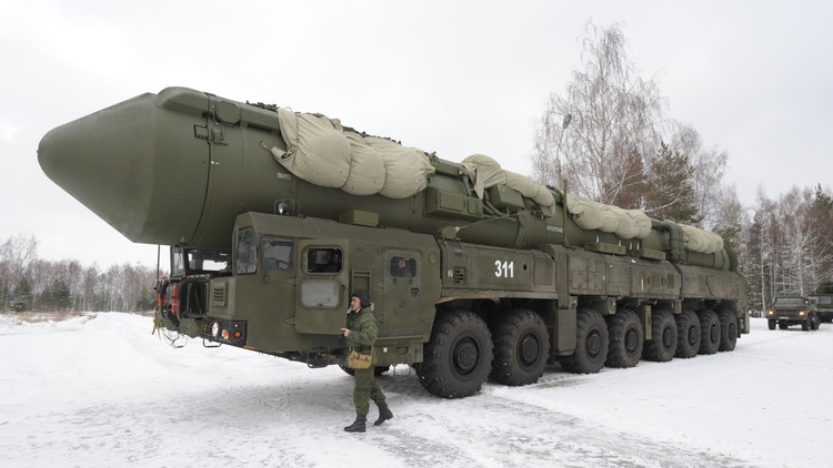 El Ministerio de Defensa de Rusia revela sus planes para el año 2016