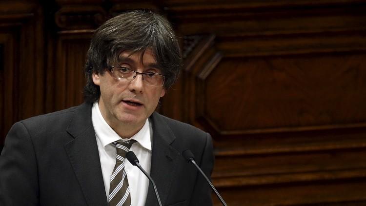 El futuro líder de Cataluña llama al inicio del proceso independentista