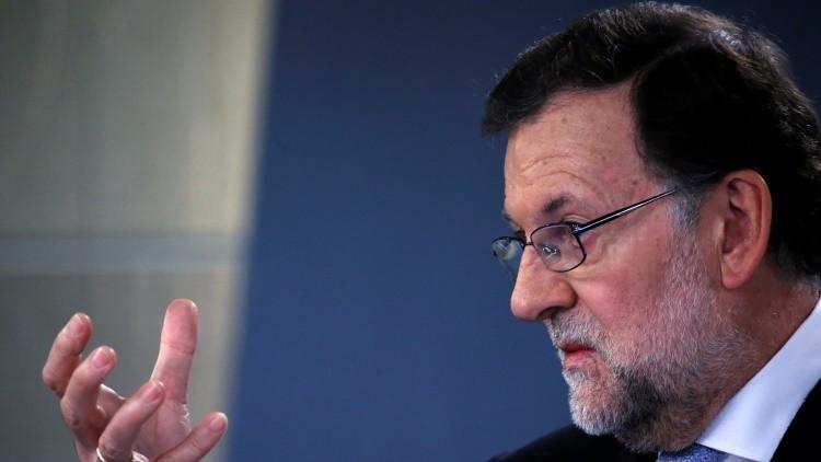 """Rajoy a los independentistas: """"El Estado y la democracia funcionan siempre"""""""