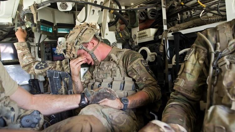 """Informe secreto: """"La OTAN está al borde del fracaso en Afganistán"""""""