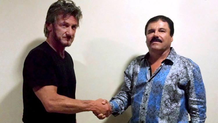 Los hijos de 'El Chapo' atestiguan en las redes sociales el encuentro de su padre con Sean Penn