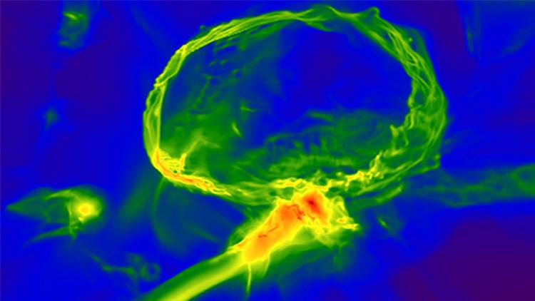 Científicos logran capturar imágenes de las primeras estrellas 'muertas' del universo