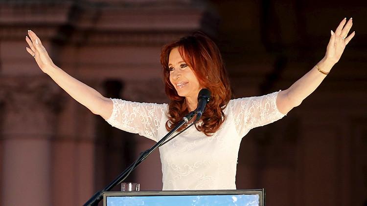Cristina Fernández de Kirchner vuelve al ruedo: Regresará a la política en febrero