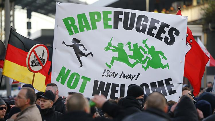 El terrorista abatido en París podría estar relacionado con los asaltos sexuales en Alemania
