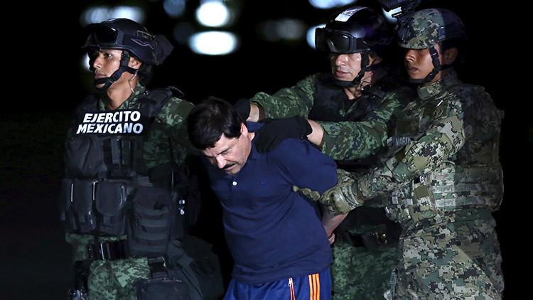 México: La extradición de 'El Chapo' a EE.UU. tardaría al menos un año