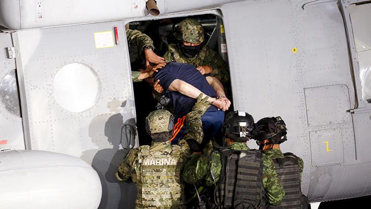 ¿Por qué no sentencian a 'El Chapo' por narcotráfico en México?