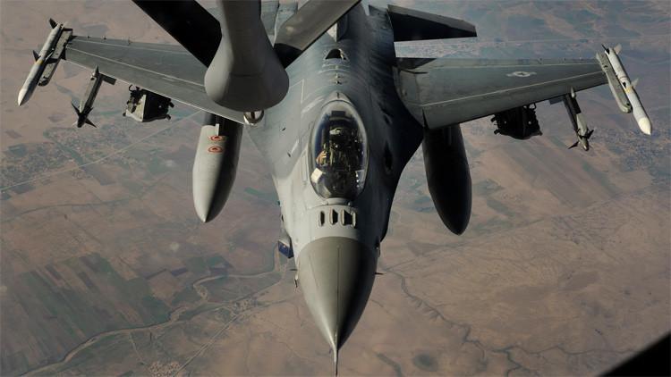 Un ataque de la coalición internacional destruye millones de dólares del EI en Irak