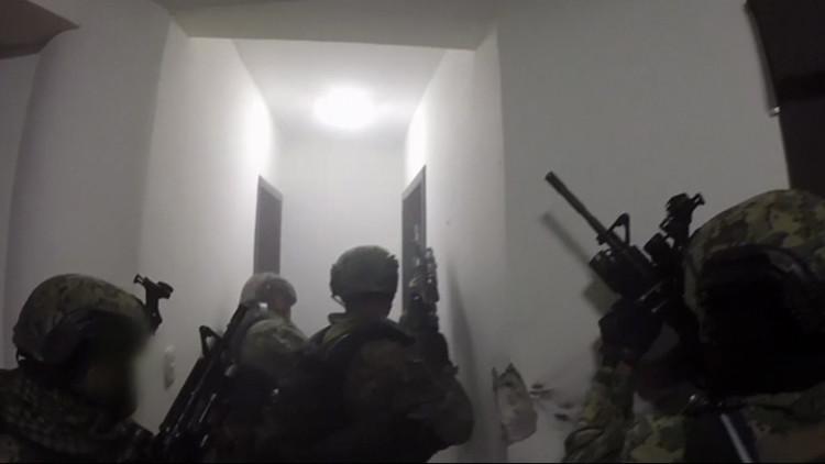 Video: vea en primera persona el tiroteo durante la captura de 'El Chapo'