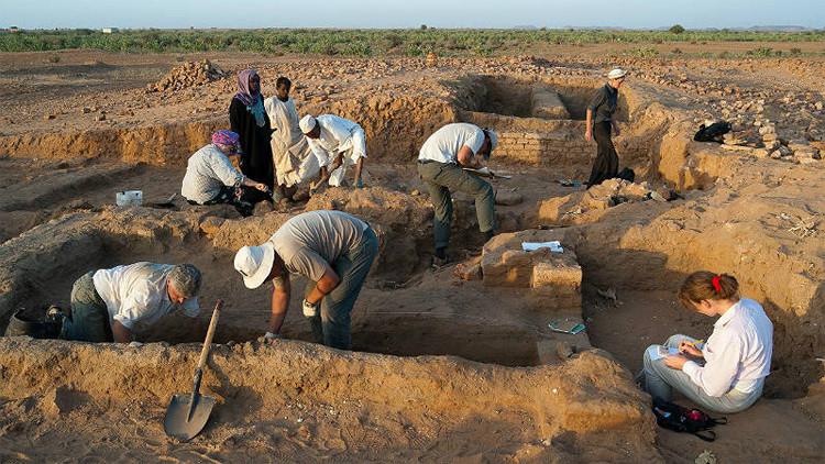 Arqueólogos de Rusia e Italia realizan excavaciones en Sudán
