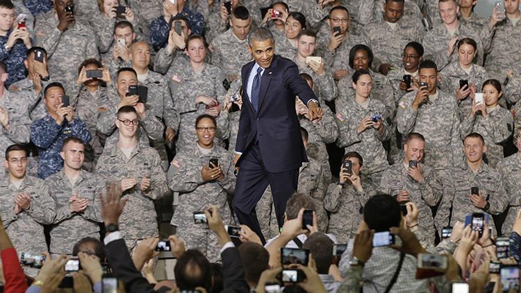 Barack Obama, ganador del Nobel de la Paz, lanzó 23.144 bombas en 2015