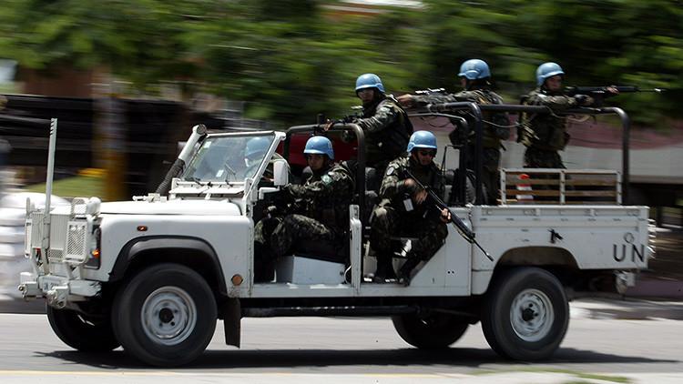 La ONU reconoce que miembros de sus Fuerzas de paz pagan a niñas de 13 años de edad por sexo