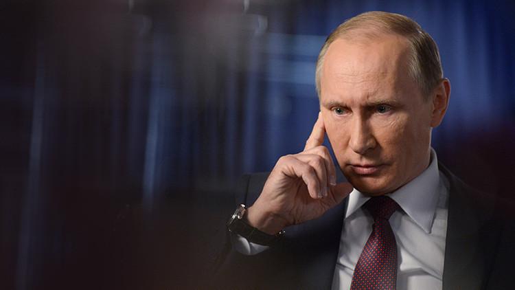 """Putin: """"En caso de amenaza, Rusia defenderá los intereses de su seguridad con todos sus medios"""""""