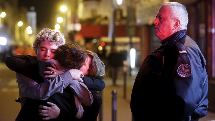 Publican las primeras imágenes del terrorista más buscado de Europa tras atentar en París