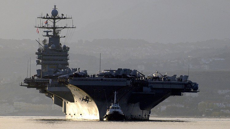 USS Harry S. Truman (CVN-75)