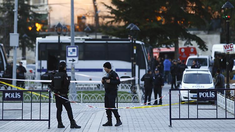 La reacción de una guía turística evitó que el atentado en Estambul fuera aún más mortífero