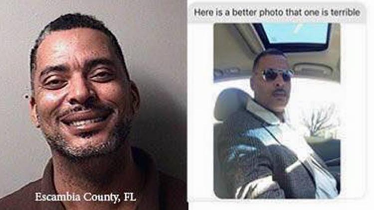 EE.UU.: Detenido tras enviar a los agentes que lo buscaban una selfi para su perfil policial
