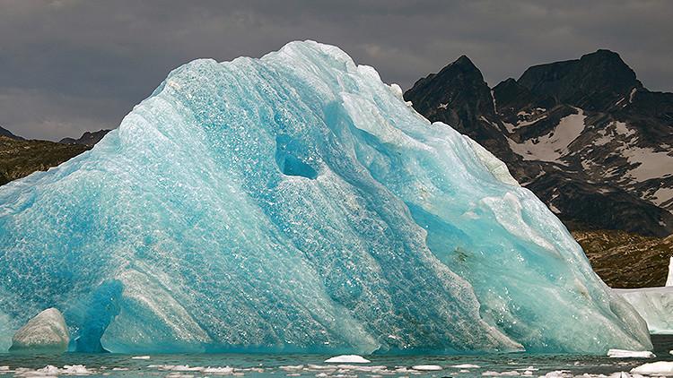 Científicos descubren un factor inesperado que derrite el hielo de Groenlandia