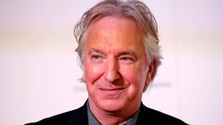 Adiós a Severus Snape: Fallece el legendario actor Alan Rickman