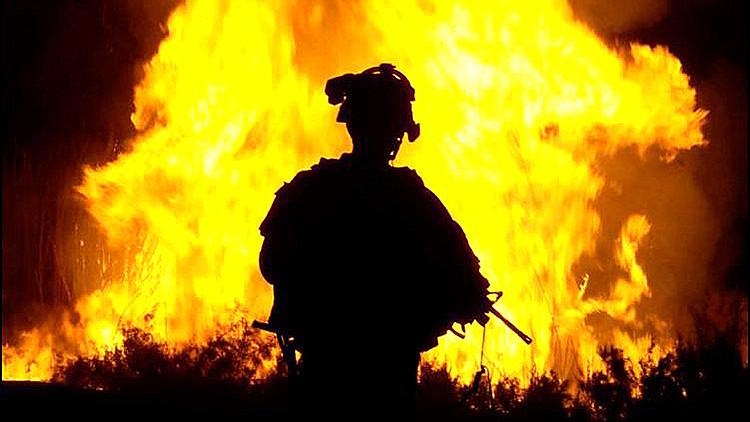¿Están los soldados de EE.UU. listos para una guerra 'a la antigua usanza'?