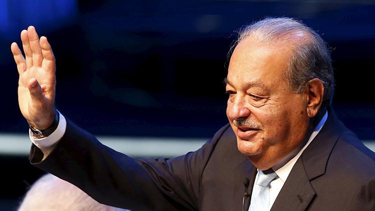Pérdidas iguales al PIB de Honduras: ¿Qué está pasando con la fortuna de Carlos Slim?