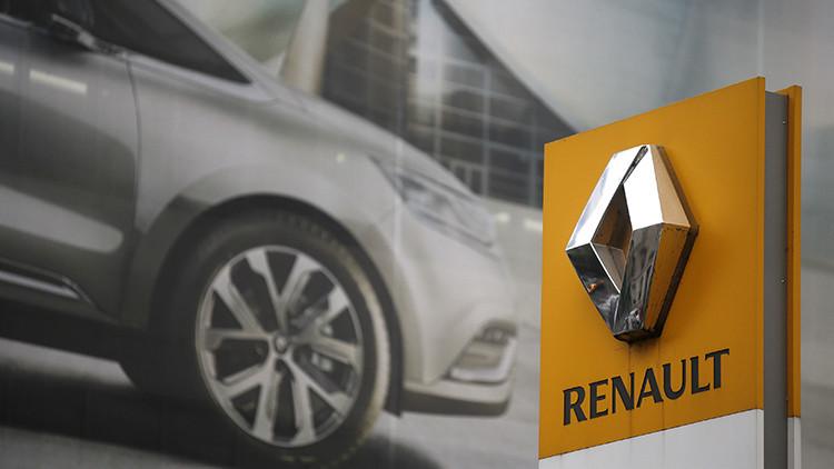 Renault se desploma en la bolsa por un posible fraude en sus emisiones