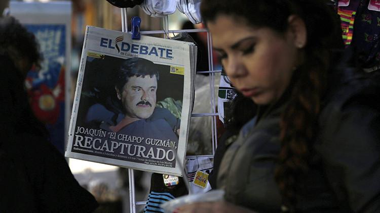 """""""¿Sabrán lo buen asesino que soy?"""": Las correcciones de 'El Chapo' a la entrevista de Sean Penn"""