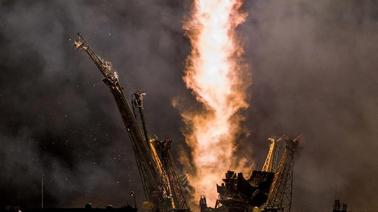 Rusia desarrollará un motor para cohetes que funcionará con gas natural