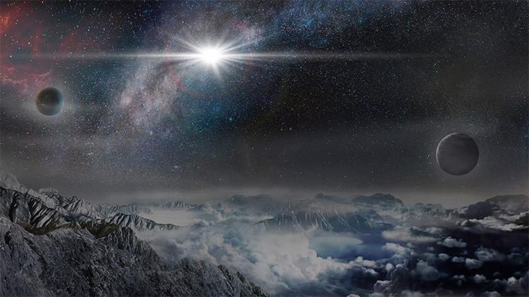 """Descubren la supernova """"más poderosa de la historia"""", que brilla más fuerte que la Vía Láctea"""
