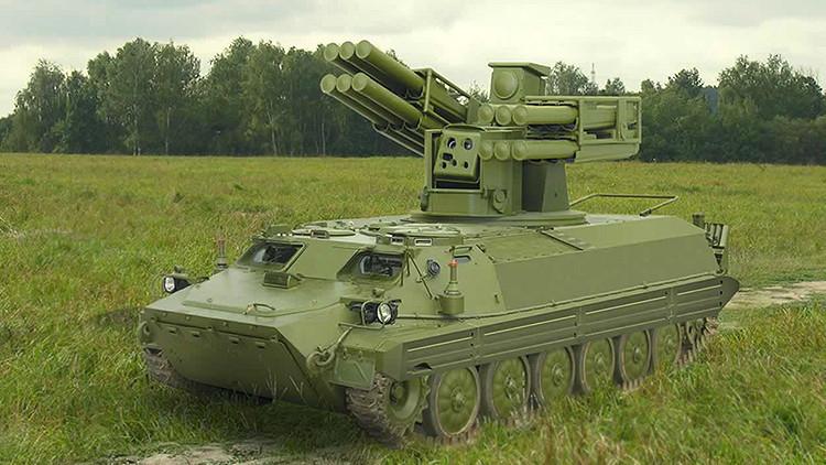 El nuevo sistema de misiles antiaéreos de Rusia es capaz de 'limpiar' el cielo ante ataques enemigos
