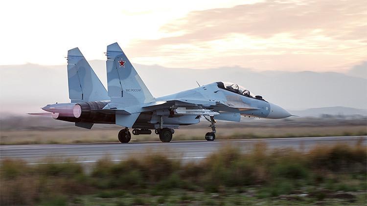 Rusia recibe información sobre objetivos de terroristas de la oposición siria