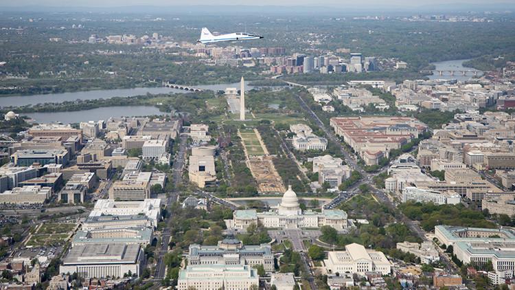 Hospitalizan a 8 personas tras quedar expuestas a una sustancia sospechosa cerca del Capitolio