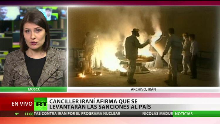 Irán libera a 4 reos de doble nacionalidad mientras espera el levantamiento de sanciones