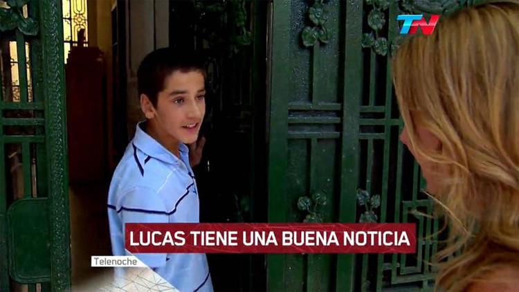 Un chico argentino que terminó el colegio viviendo en la calle