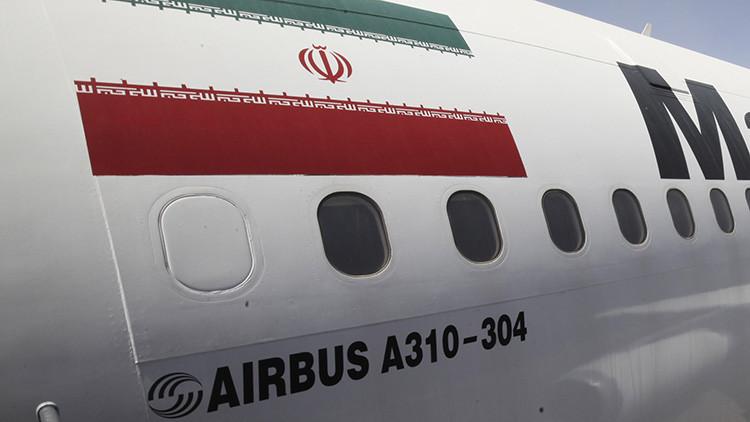 Irán compra 114 aviones a Airbus