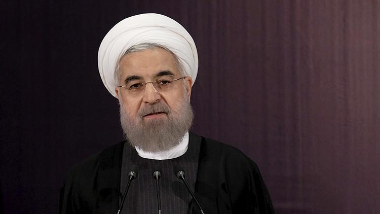 """Rohaní: el acuerdo y el fin de las sanciones son """"una página dorada de la historia iraní"""""""