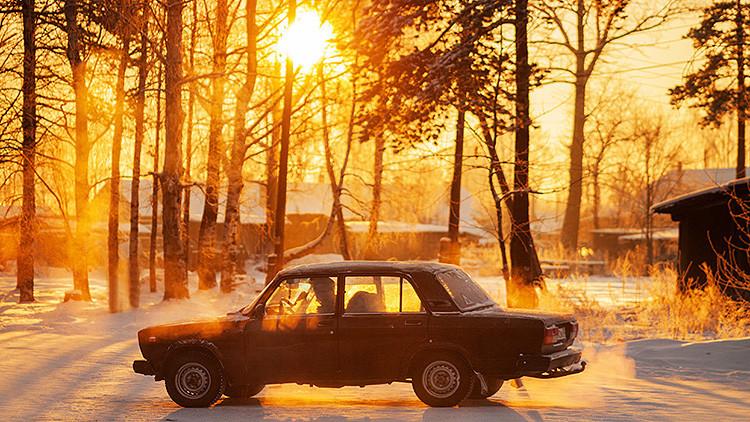 La rigurosa y evocadora vida en el norte de Rusia