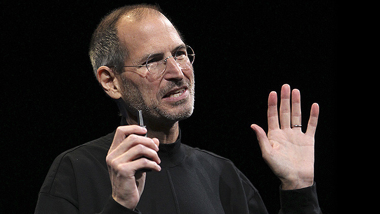 Revelan la ocurrencia menos 'innovadora' de Steve Jobs